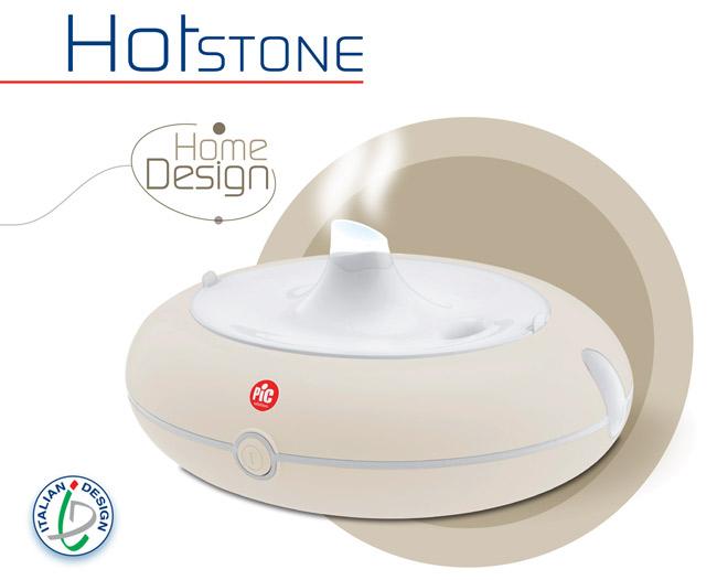 parowy nawilżacz powietrza Hot Stone