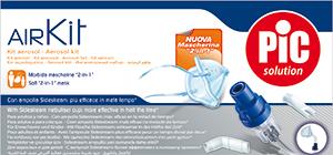 Zestaw nebulizator i akcesoria